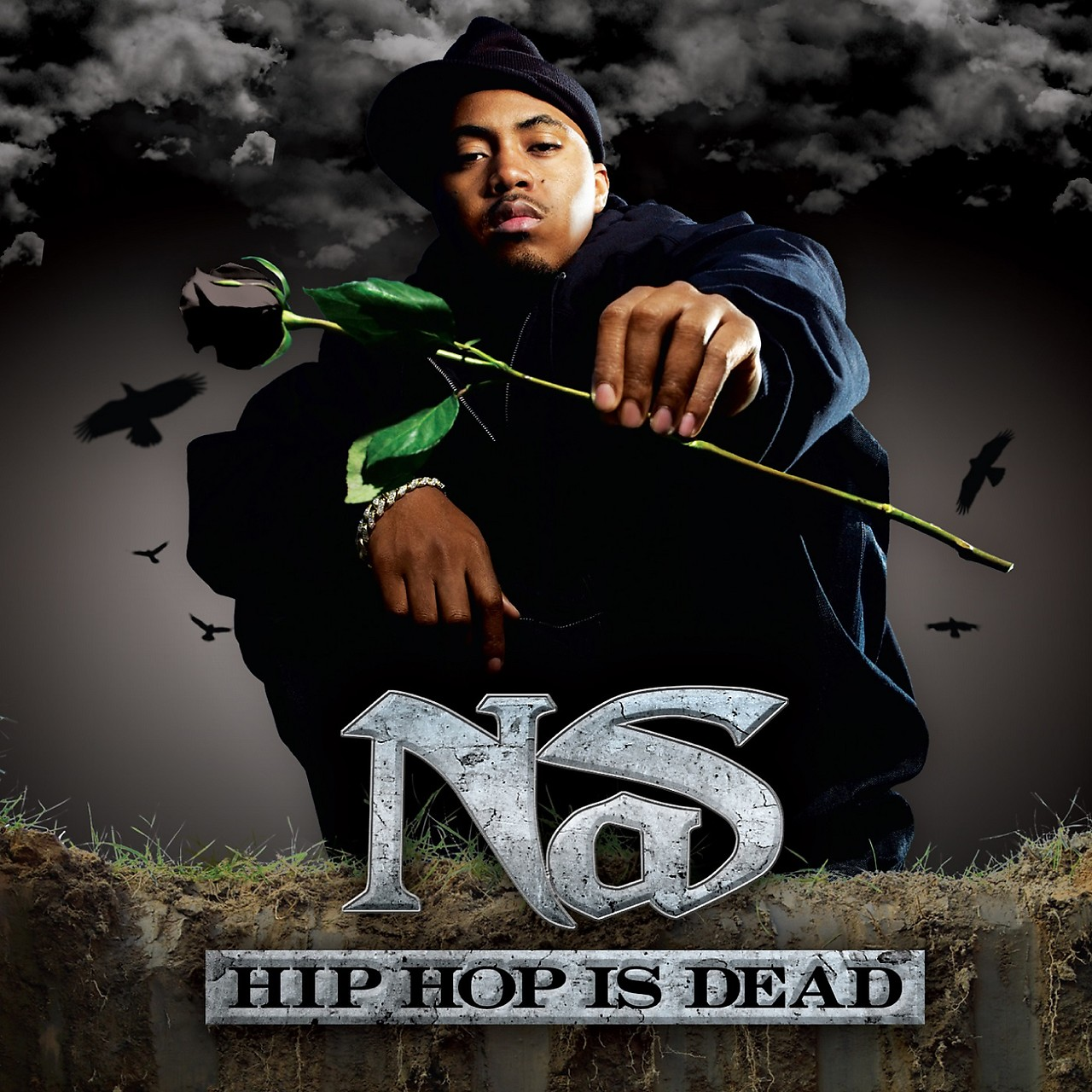 Hip hop is dead by nas on spotify.