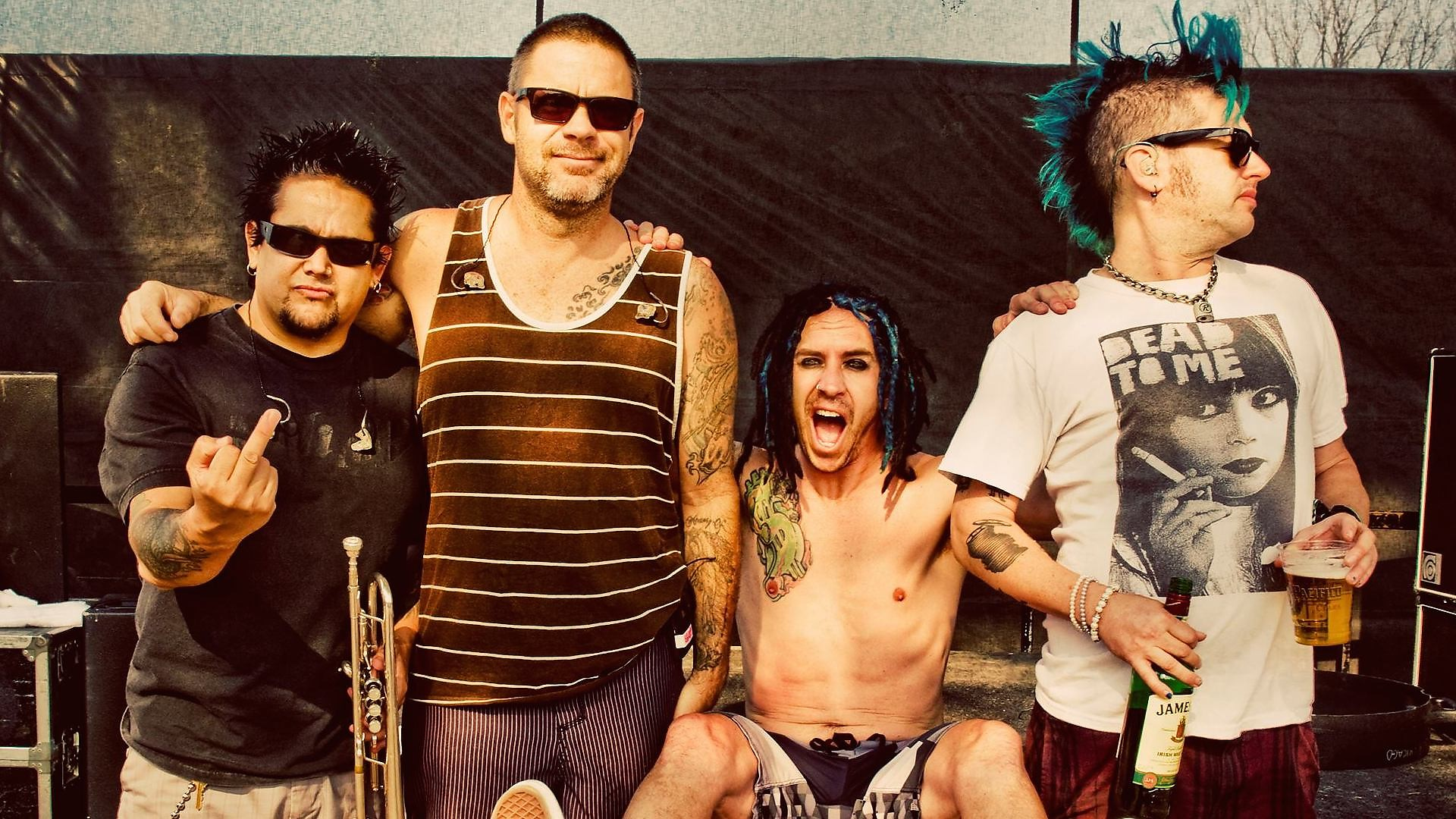 35 Years of NOFX: All of Their Albums Ranked from Worst to