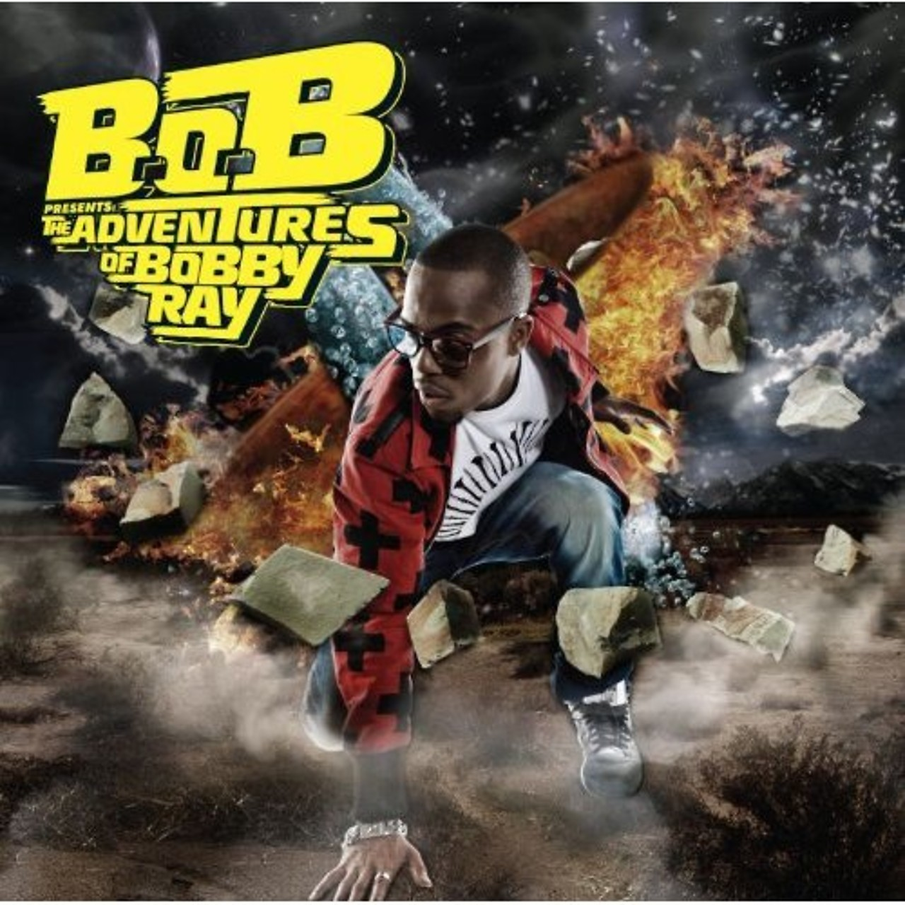 B o B Presents: The Adventures of Bobby Ray by B o B