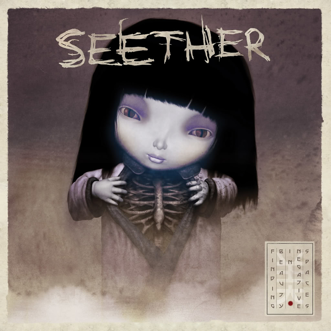 IN SPACES BEAUTY NEGATIVE BAIXAR FINDING CD SEETHER