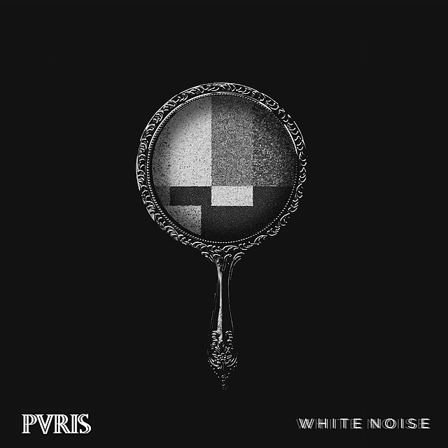 pvris the ghost behind the white noise arena music
