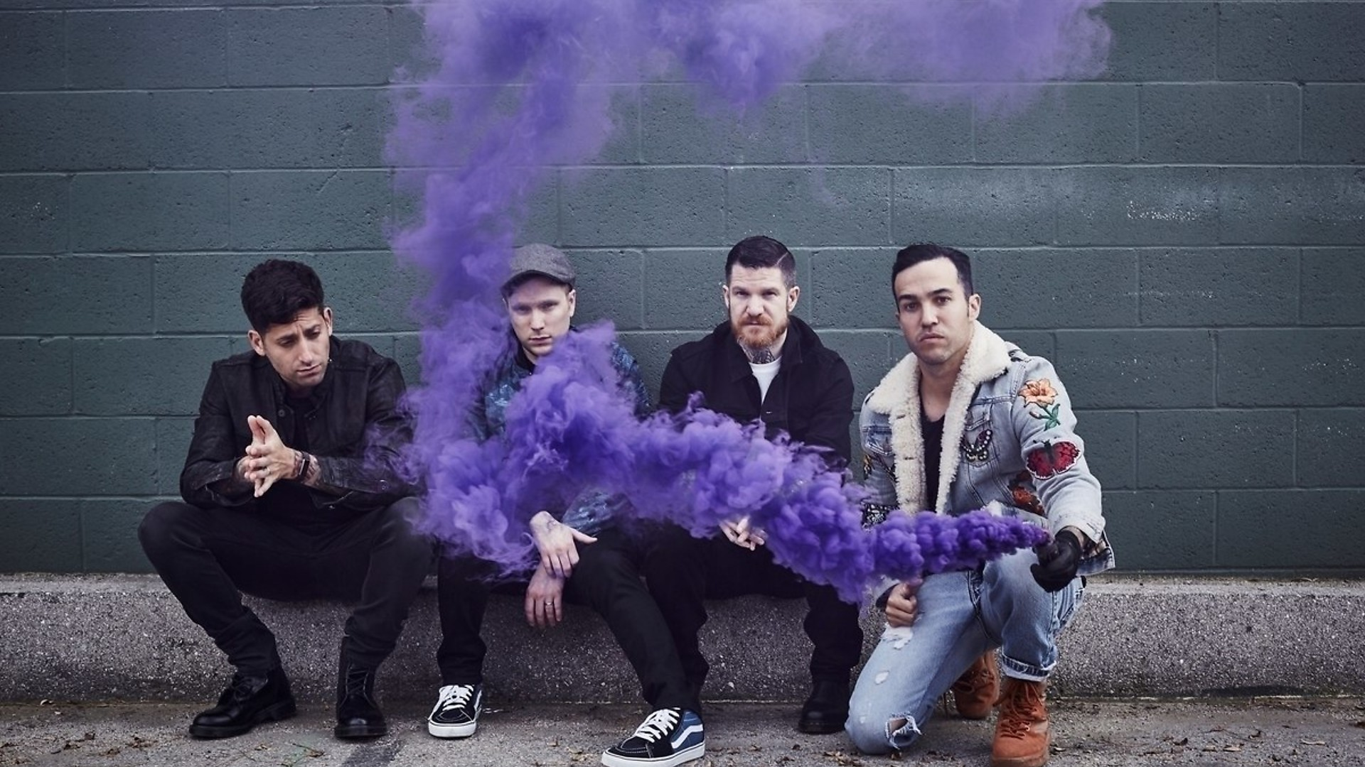 Album Review Mania By Fall Out Boy Arena Music